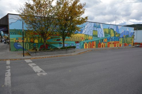 fernie mural project