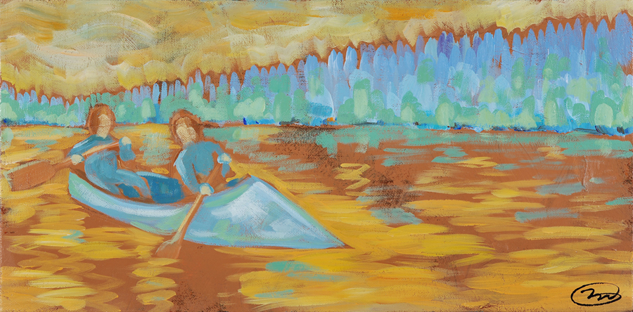New Lake Canoe